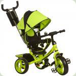 Триколісний велосипед Turbo Trike M 3113-4 Зелений