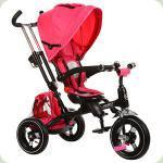 Триколісний велосипед Turbo Trike M 3202A-1 Рожевий