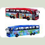 """Туристичний автобус """"Екскурсія містом"""", 2 види, 3+"""