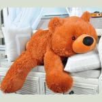 Ведмедик Шоколад 80 см