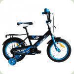 "Велосипед Alexis-Babymix 14"" R888-14 (blue)"