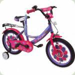 "Велосипед Alexis-Babymix 16"" R777G-16 (pink)"