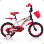 """Велосипед Azimut Hunter 16"""" Червоний"""