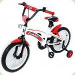 """ВЕЛОСИПЕД BABY TILLY FLASH 16"""" RED (T-21643)"""