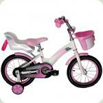"Велосипед Crosser Kids Bike C-3 12 ""Рожевий"