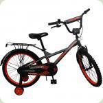 """Велосипед Crosser Street C-7 16 """"Графітовий"""