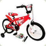 Велосипед Dynastar Knight 16 N-300 Червоний