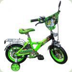 """Велосипед Profi Trike P1232B 12 """"Бен 10"""