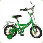 """Велосипед Profi Trike P1242A 12"""" Зелений"""