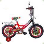 """Велосипед Profi Trike P1244N-1 12 """"Нінджягі"""