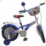 """Велосипед Tilly 16 """"Поліцейський T-216211 Blue / White"""