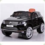 Volkswagen Touareg KD666 ліцензія чорний фарбування