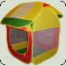 Дитячий будиночок - палатка
