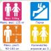 Специфікації надувного батута Happy Hop з гіркою та міні-басейном