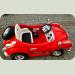 Електромобіль Bambi JE 128 R-3 (р / у) Червоний