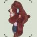 Ведмідь сидячий «Бублик» №4, 150 см